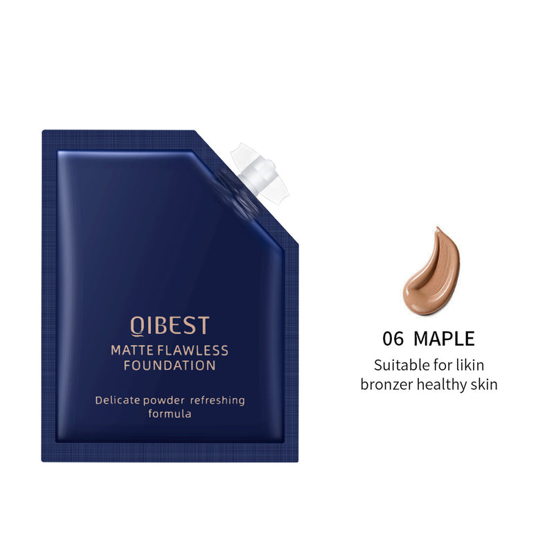 matte flawless foundation