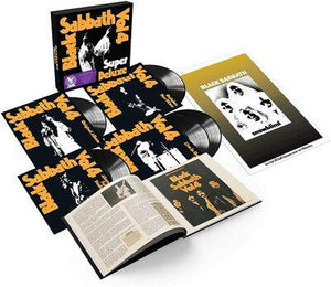 VOLUME FOUR: - BLACK SABBATH [VINYL DELUXE EDITION]