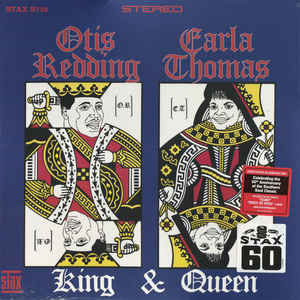 Otis Redding & Carla Thomas ‎– King & Queen