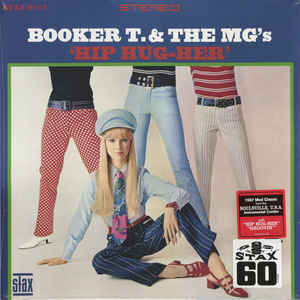 Booker T. & The MG's* ‎– Hip Hug-Her