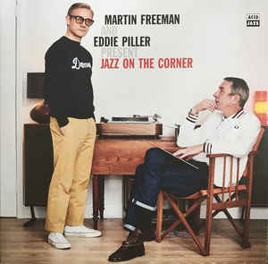 Jazz On The Corner  V/A  compiled by Martin Freeman & Eddie Piller LP