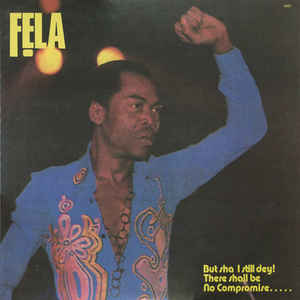 Fela Kuti – Army Arrangement