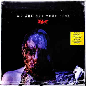 Slipknot ‎– We Are Not Your Kind (LTD RED VINYL)