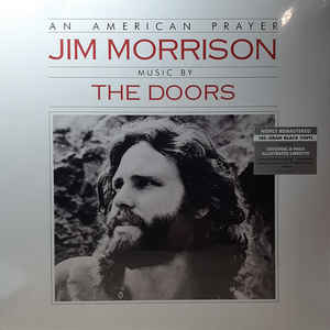 "Jim Morrison ""An American Prayer"" music by The Doors"