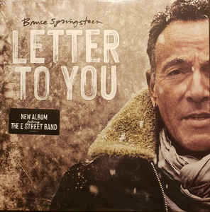 Bruce Springsteen ‎– Letter To You