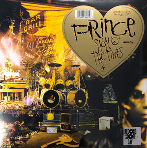 "Prince – Sign ""O"" The Times (ltd edition RSD picture disc)"