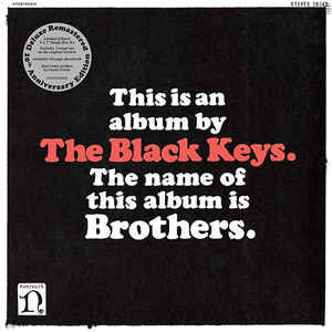 The Black Keys ‎– Brothers