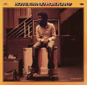 "Michael Kiwanuka ‎– Home Again EP (10"")"
