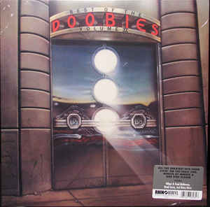 The Doobie Brothers ‎– Best Of The Doobies - Volume II
