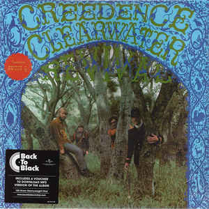 Creedence Clearwater Revival ‎– Creedence Clearwater Revival
