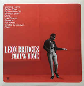 Leon Bridges ‎– Coming Home