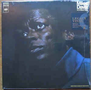 "Miles Davis ""In A Silent Way"" LP"