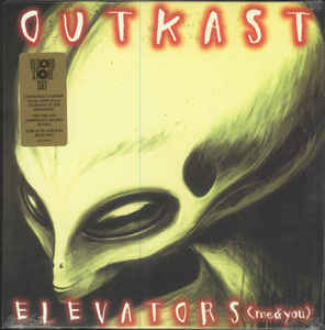 OutKast ‎– Elevators (Me & You)