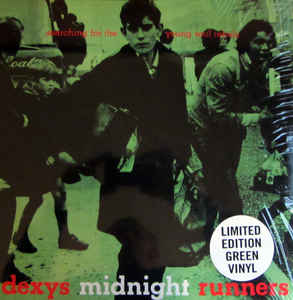 Dexy's Midnight Runners* ‎– Searching For The Young Soul Rebels (LTD edition green LP)