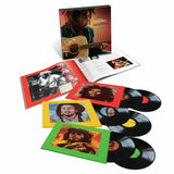 BOB MARLEY & THE WAILERS – Songs Of Freedom: The Island Years 6LP – Limited Edition 180g Vinyl Boxset