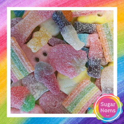 Pick and Mix - Pure Fizz & Sours