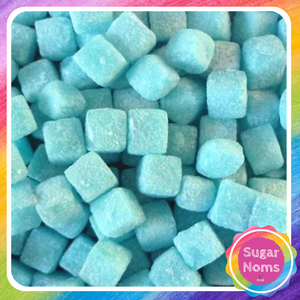 Blue Raspberry Cubes (Hardboiled) (GF)