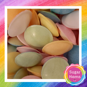 Vegan Flying Saucers Sweets