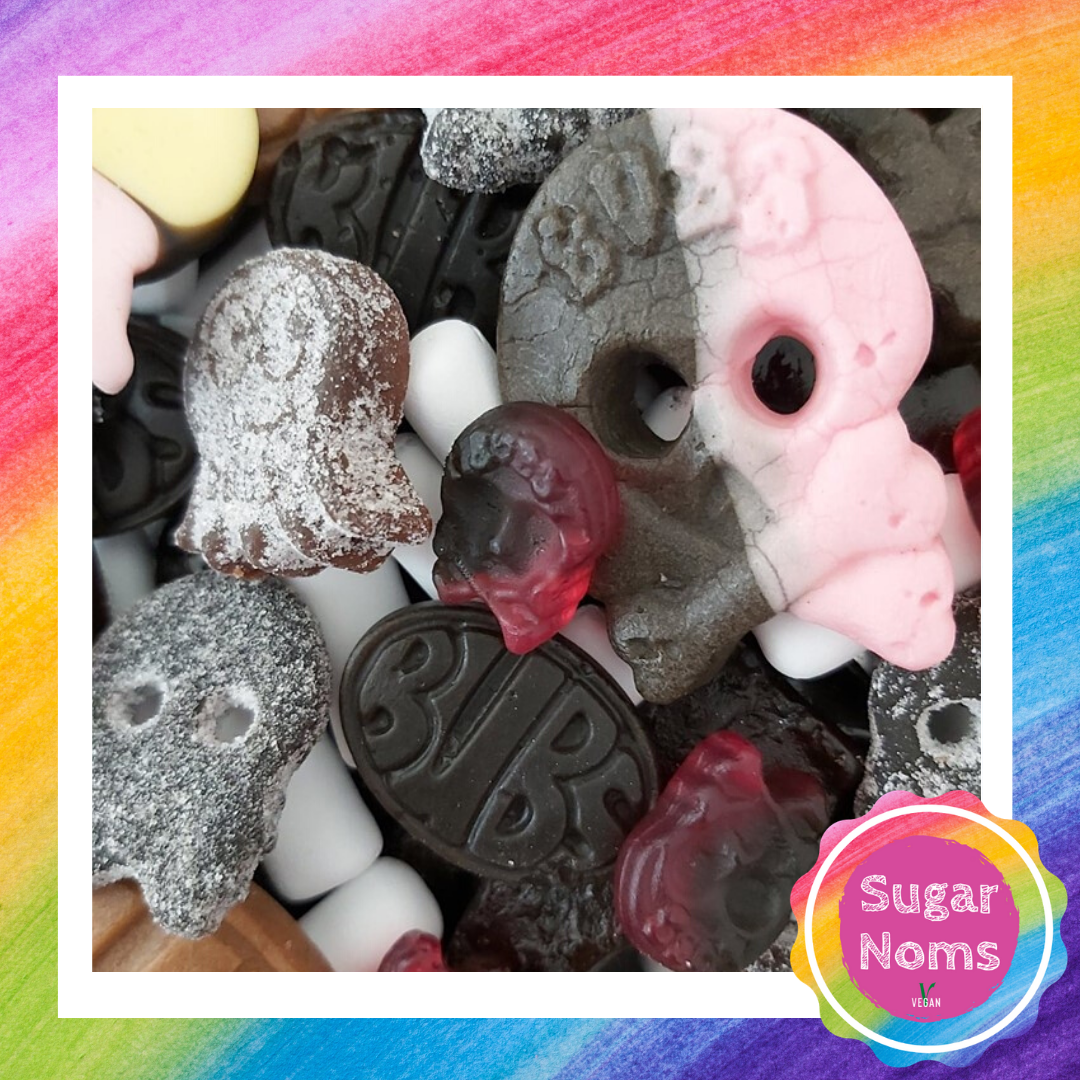 Liquorice Lovers Letterbox Friendly Box (inc P&P)