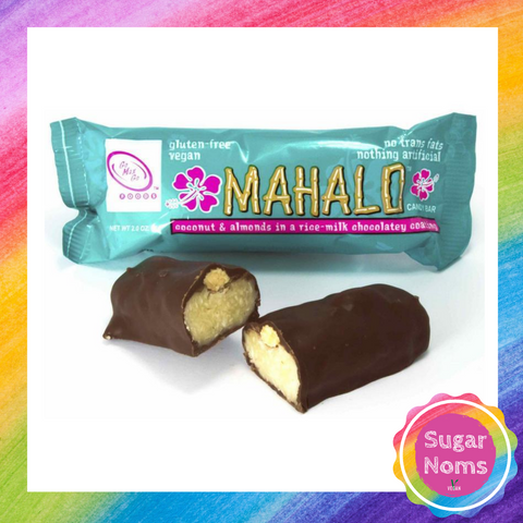 Mahalo Bar (Vegan Bounty Chocolate Bar) (GF)