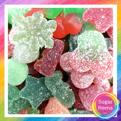 Red and Green Sweets 450g (GF)