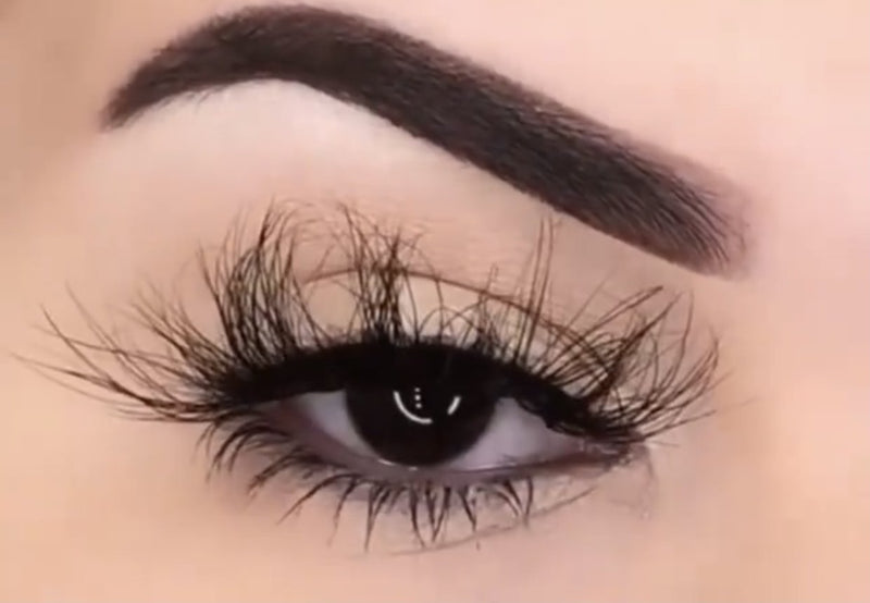 'Angel Energy' Lashes