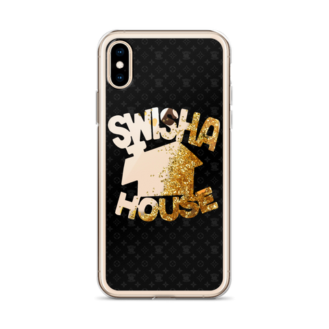 Swisha House Liquid Glitter Phone Case