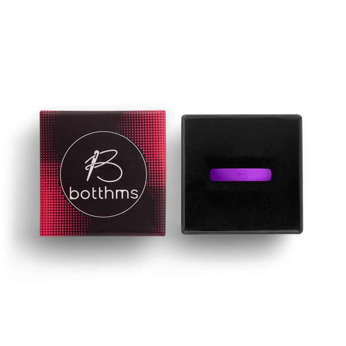 botthms Purple Ladies Active Silicone Ring