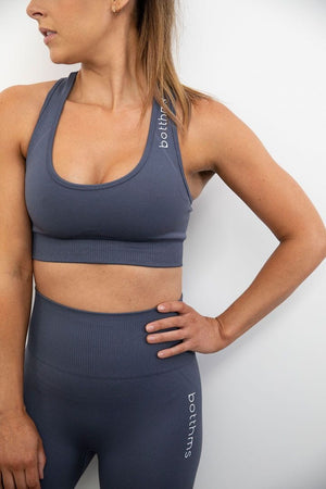 botthms Iron Grey Energy Yoga Set