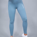 botthms Blue Power Leggings
