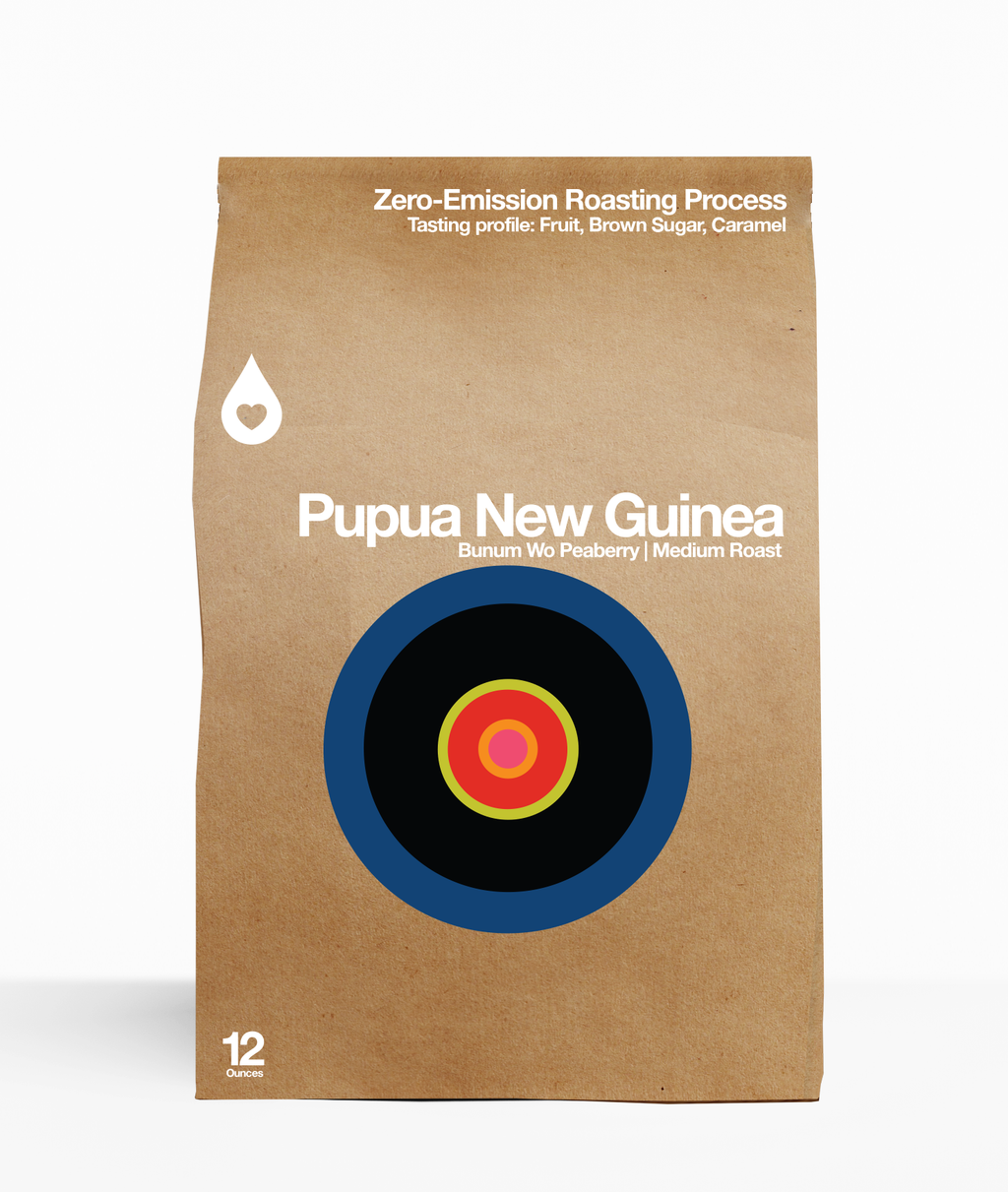 Pupua New Guinea - Medium