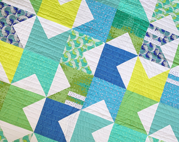CHIT CHAT QUILT PATTERN