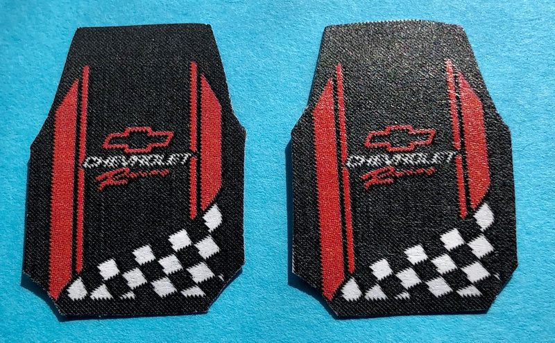 PDT-215 Chevrolet Racing Car Mat Set