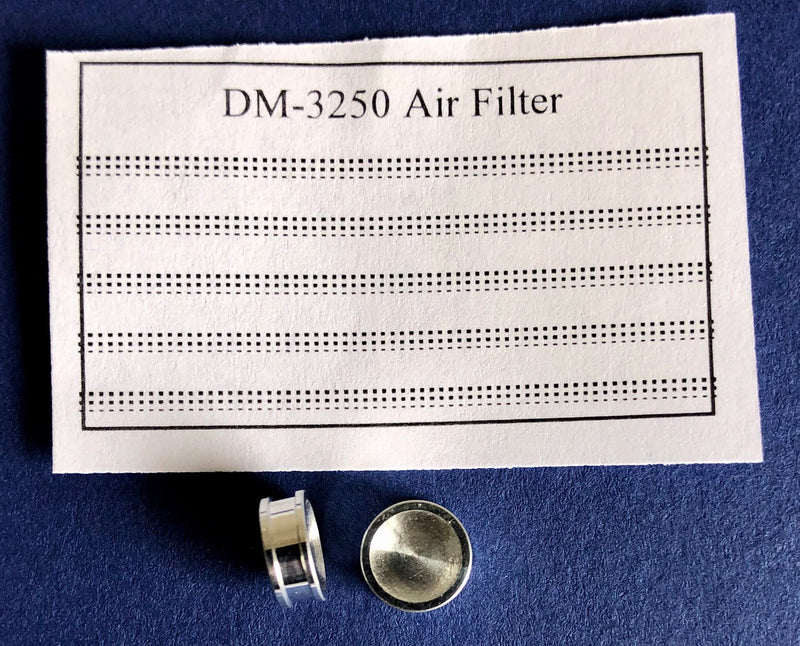 "DM-3250 8"" Air Cleaner"