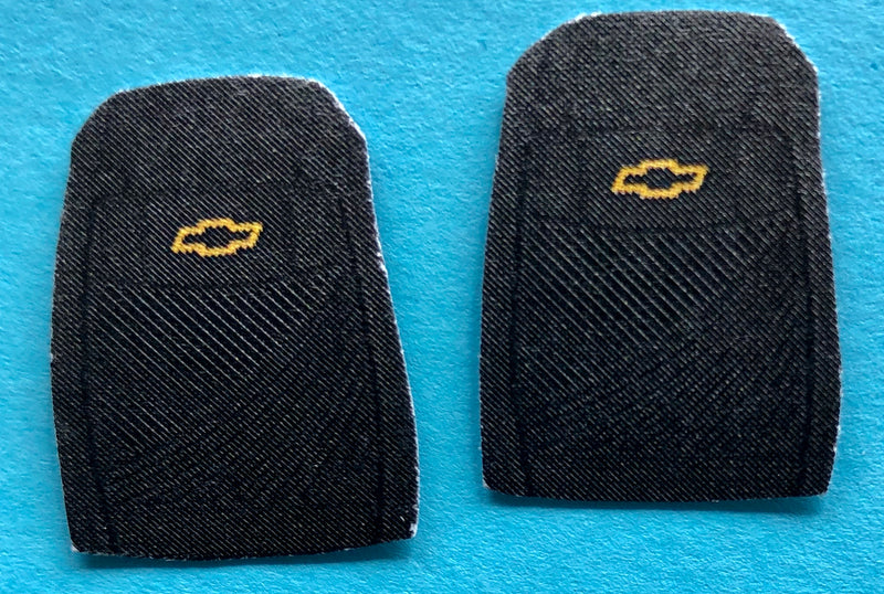 PDT-209 Chevy Car Mat Set