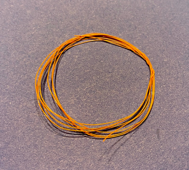 DM-1106 Orange Detail Wire .0075