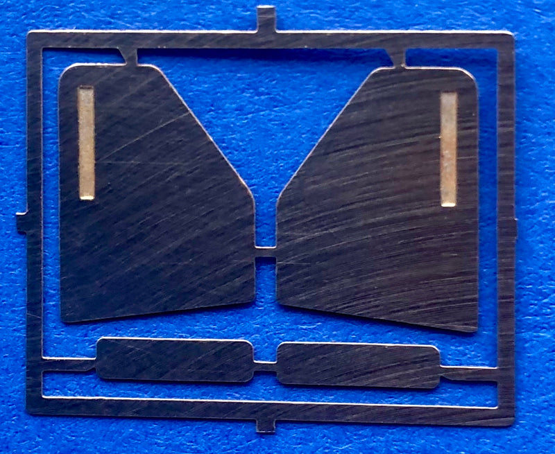 DM-2272 Indy Car Wing Plates