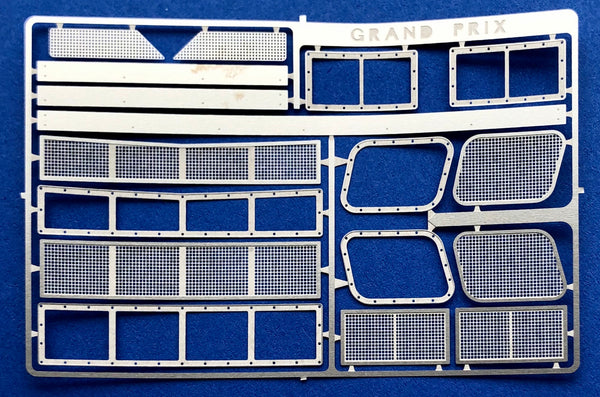 DM-2470 Stock Car Grilles- Grand Prix
