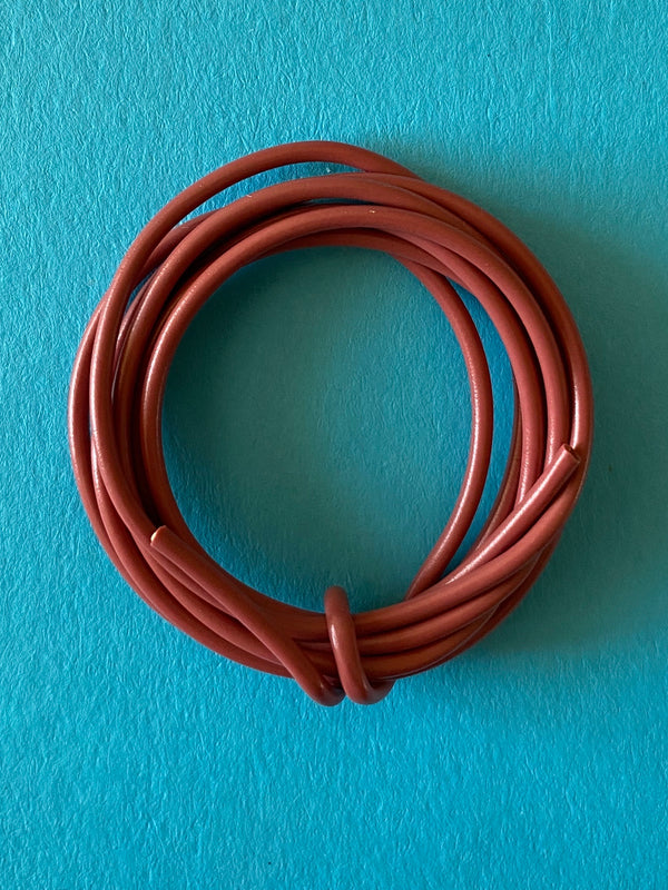 DM-1444 Orange Coolant Hose 1 1/2""