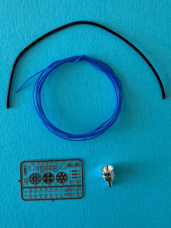 DM-3203 Blue Distributor Kit