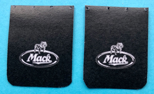 PDT-1005 Mack Truck Mud Flaps