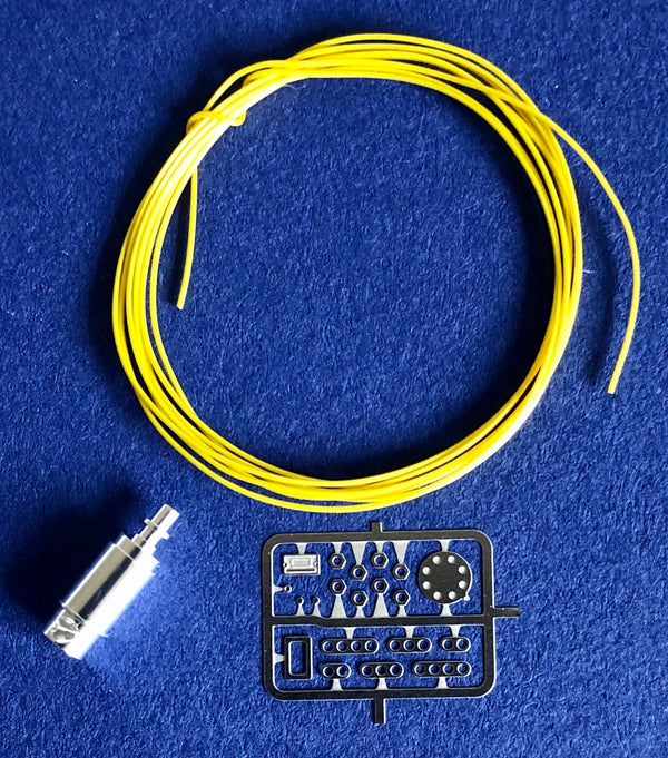 DM-3244 Vertex Magneto Yellow Wire