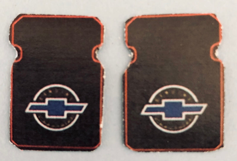 PDT-200 Chevrolet Car Mat Set