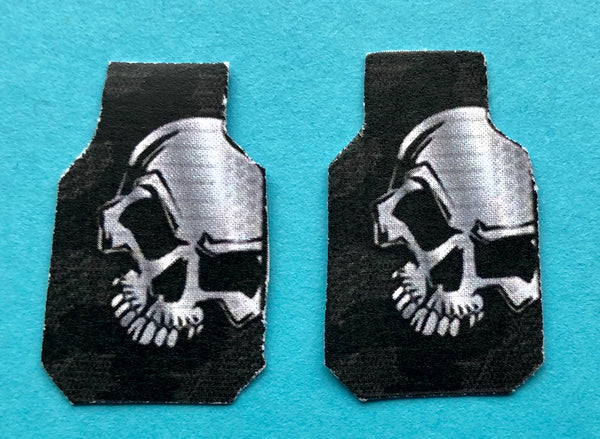 PDT-713 Skully Car Mat Set