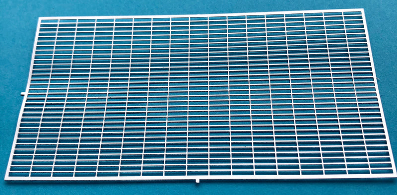 DM-2585 Rectangle Style Grille