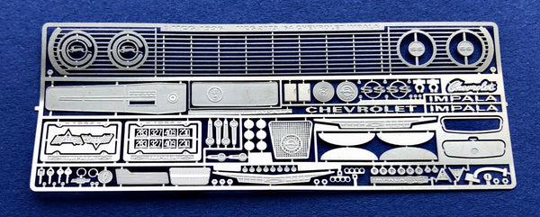 MCG-2073 1964 Chevy Impala Detail Set
