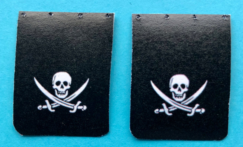 PDT-1008 Jolly Roger Truck Mud Flap