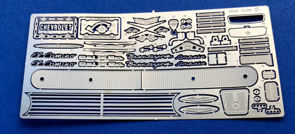 MCG-2135 1960 Chevy Impala Detail Set