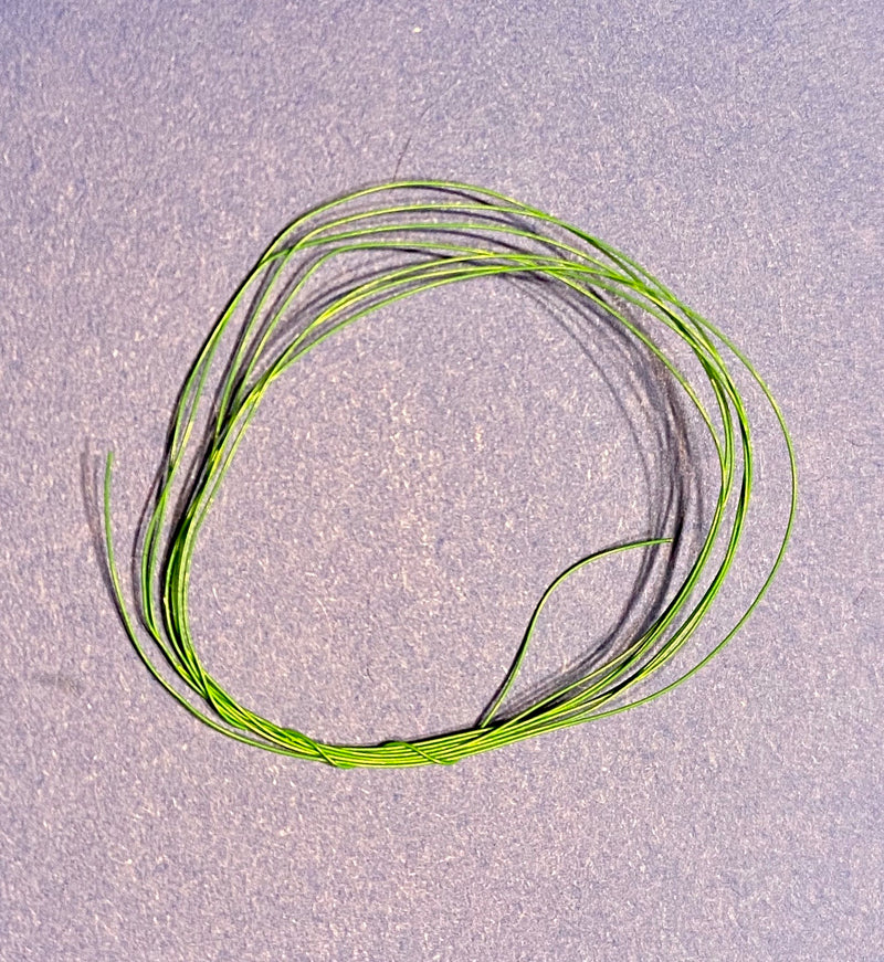 DM-1105 Green Detail Wire .0075