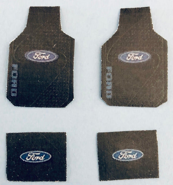 PDT-103 Ford Car Mat Set